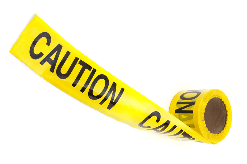 LDPE Caution Tape