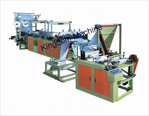 Manufacturer and Supply Plastic Rolling Trash Bag Machine
